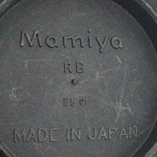 マミヤ(USTMamiya)のMAMIYA RB 67 レンズリヤキャップ(フィルムカメラ)