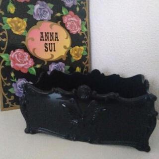 アナスイ(ANNA SUI)のANNA SUI ビューティートレイ メイクボックス ショッパー付き 蝶(その他)