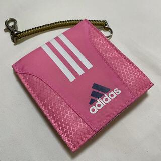アディダス(adidas)のadidas  ミニ財布(折り財布)
