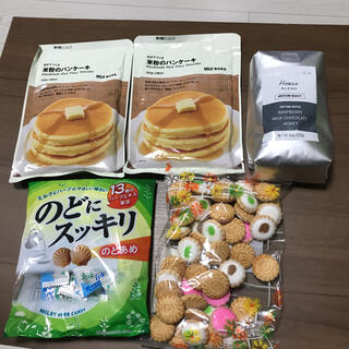 DEAN & DELUCA - 米粉のパンケーキ無印良品コーヒーdean&delucaディーン ハウスブレンド