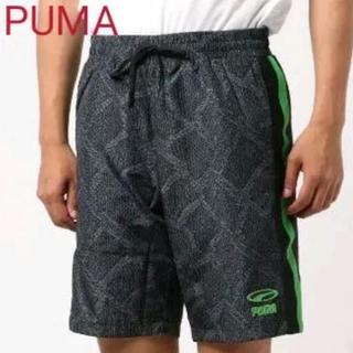 プーマ(PUMA)のPUMA ハーフパンツ XL スネーク パンツ フローラル ニューエラ ナイキ(ショートパンツ)