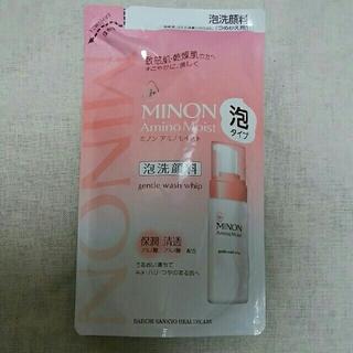 ミノン(MINON)のミノン 泡洗顔料 つめかえ用(130ml)×2(洗顔料)