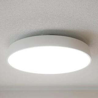 LOWYA LEDシーリングライト ホワイト(天井照明)