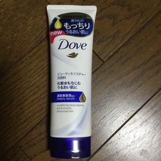 ユニリーバ(Unilever)のダヴ ビューティモイスチャー 洗顔料(洗顔料)