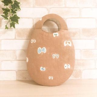 ミナペルホネン(mina perhonen)のミナペルホネン ハンドメイドのエッグバッグ (トートバッグ)