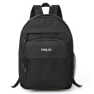 ミルクフェド(MILKFED.)のMILK バックパック(リュック/バックパック)