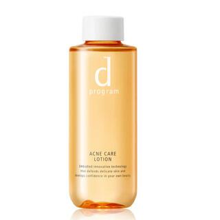 ディープログラム(d program)のdプログラム  アクネケアローション(化粧水/ローション)