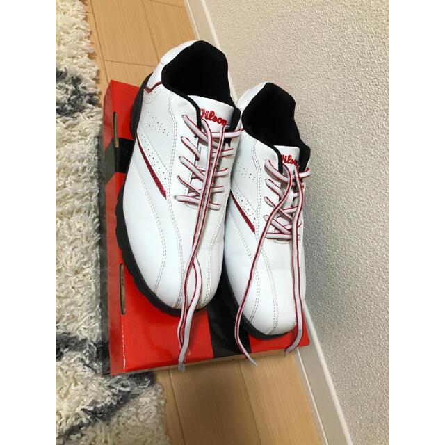 wilson(ウィルソン)のWilson スポーツ/アウトドアのゴルフ(シューズ)の商品写真