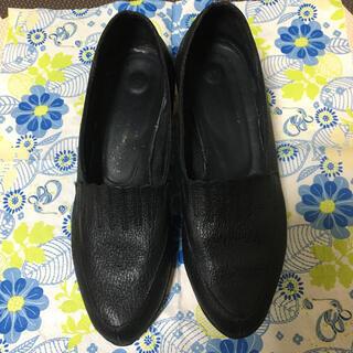 コムデギャルソン(COMME des GARCONS)のトリココムデギャルソン ローファー 22.5〜23cm(ローファー/革靴)