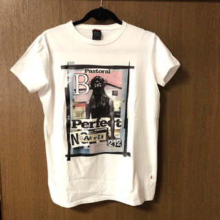 【DOUBLE STANDARD CLOTHING】プリントTシャツ