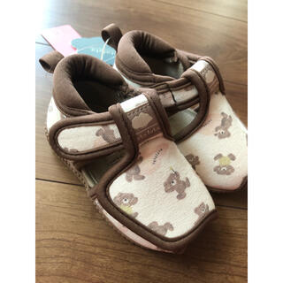 フタフタ(futafuta)の新品 futafuta フタフタ フタくま フタベア 靴 バースデイ サンダル(サンダル)