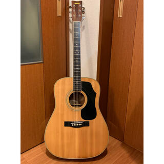 ヤマハ(ヤマハ)のYAMAHA FG-200D ヤマハ エゾ松×マホガニー Gibson風!(アコースティックギター)