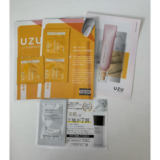 ブリリアージュ(BRILLIAGE)のブリリアージュメイクアップベースとUZUまつ毛美容液(化粧下地)