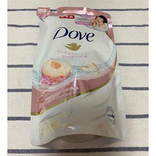 ユニリーバ(Unilever)のダブ ボディーソープ ピーチ&スイトピー 詰替(ボディソープ/石鹸)