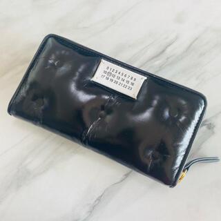 マルタンマルジェラ(Maison Martin Margiela)のラスト1【新品】Maison Margiela エナメル グラムスラム 長財布(財布)