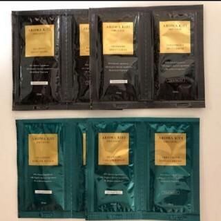 アロマキフィ(AROMAKIFI)の【新品・未使用】AROMAKIFI アロマキフィ オーガニックシャンプー&トリー(シャンプー/コンディショナーセット)
