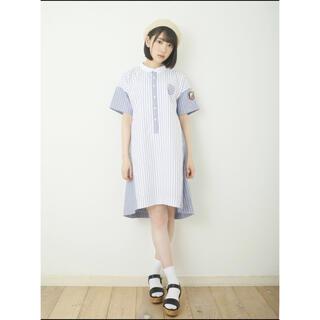 ノギザカフォーティーシックス(乃木坂46)の夏のFree&Easyシャツワンピース(ひざ丈ワンピース)