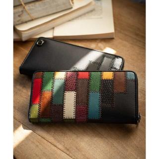 glamb - 新品 glamb グラム Gaudy zip wallet
