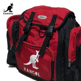 カンゴール(KANGOL)の*3688 90s kangol カンゴール リュックサック バッグ リュック(バッグパック/リュック)