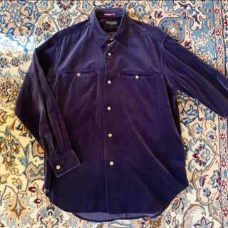 ヴィヴィアンウエストウッド(Vivienne Westwood)のPaul Smith Velvet Velour Shirt(シャツ)