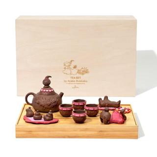 ロッカクアヤコ AYAKO ROKKAKU Tea set Ed225(その他)
