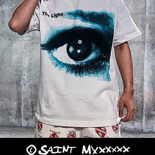 レディメイド(LADY MADE)の【新品・未使用】SAINT Mxxxxxx SS TEE EYE(Tシャツ/カットソー(半袖/袖なし))