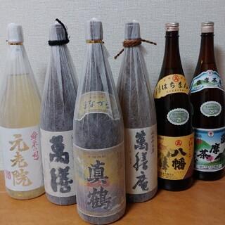プレミア焼酎セット1800ml6本(焼酎)