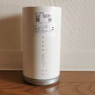 ファーウェイ(HUAWEI)のUQ WiMax Speed Wi-Fi HOME L01s(PC周辺機器)