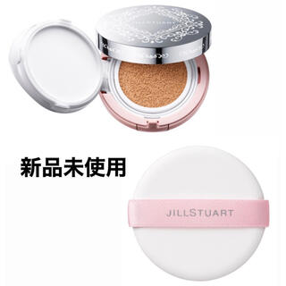 JILLSTUART - 【新品】JILLSTUART ジルスチュアート クッションファンデーション