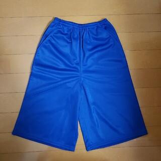 スキップランド(Skip Land)のスキップランド ハーフパンツ ジャージ 120cm ブルー(パンツ/スパッツ)
