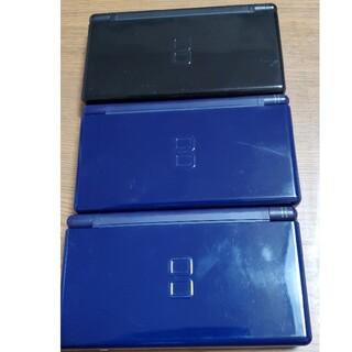 ニンテンドーDS(ニンテンドーDS)のDS lite ジャンク3台(携帯用ゲーム機本体)