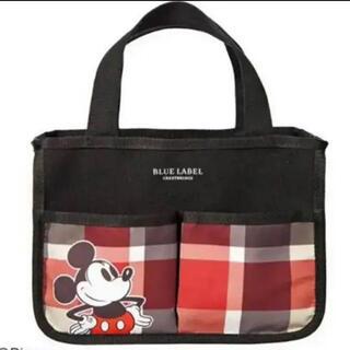 ミッキーマウス(ミッキーマウス)の ミッキーデザインインテリアバッグ/シップス ミッキーマウス 二つ折り財布  (ポーチ)