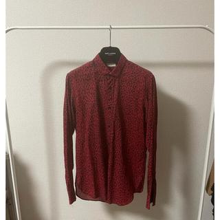 サンローラン(Saint Laurent)のSAINT LAURENT PARIS ベビーキャットシャツ(シャツ)