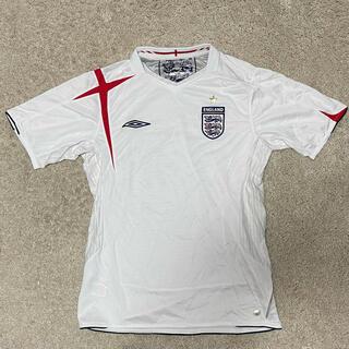 UMBRO - アンブロ イングランド代表サッカーユニフォーム