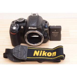 ニコン(Nikon)のE29/  Nikon D3100 ボディ /3294-4(デジタル一眼)