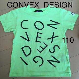 コンベックス(CONVEX)の110 CONVEX DESIGN Tシャツ(Tシャツ/カットソー)