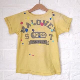 ゴートゥーハリウッド(GO TO HOLLYWOOD)のGoToHollywood ペイント加工Tシャツ 120(Tシャツ/カットソー)