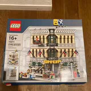 レゴ(Lego)の限定 レア LEGO レゴ 10211 百貨店 グランドエンポリウム (積み木/ブロック)