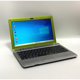 バイオ(VAIO)のVaio PCG-31311N Office Webカメラ ウイルス対策ソフト(ノートPC)