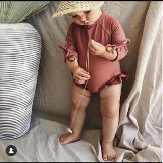 キャラメルベビー&チャイルド(Caramel baby&child )のilloura イローラ ベビー キッズ ラッシュガード スイムウェア 水着(水着)