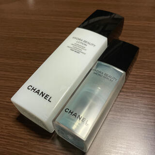 CHANEL - CHANEL 化粧水 美容液