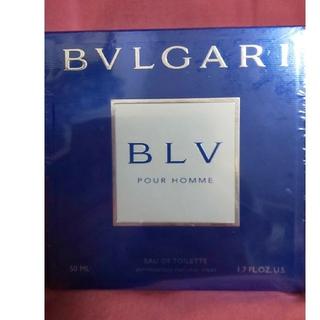 BVLGARI - 新品★BVLGARI ブルガリ ブルー プールオム 50ml