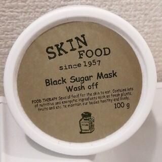 スキンフード ブラックシュガーマスク(パック/フェイスマスク)