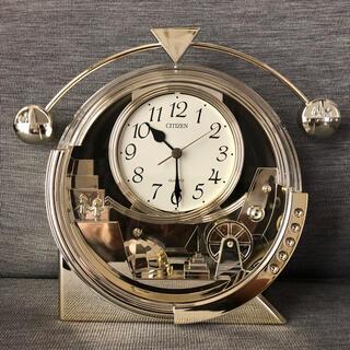 CITIZEN - CITIZEN  置き時計 リトルロマンス