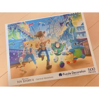 ディズニー(Disney)のトイストーリー4 ジグソーパズル500ピース(その他)
