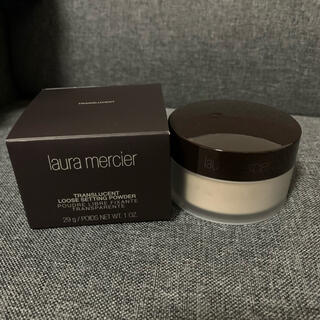 laura mercier - ローラメルシエ ルースセッティングパウダー トランスルーセント