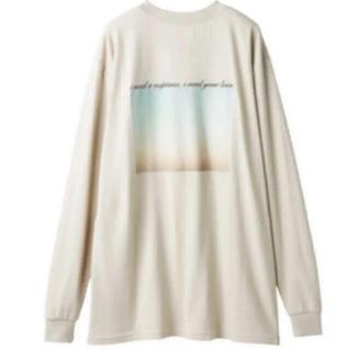 トリプルエー(AAA)の最終値下【新品】Naptime 2020A/W ロンT Sサイズ(Tシャツ/カットソー(七分/長袖))