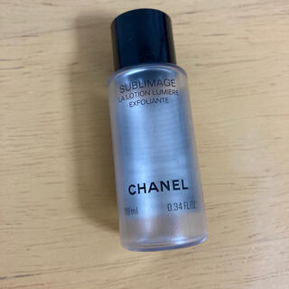 シャネル(CHANEL)のCHANEL 空容器 化粧水ミニボトル(化粧水/ローション)