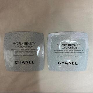 シャネル(CHANEL)のCHANEL 試供品セット(化粧水/ローション)