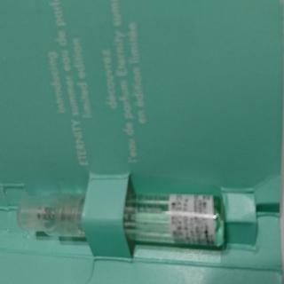 Calvin Klein - お値下げ【新品】☆カルバンクライン エタニティサマーオードパルファム☆フランス製